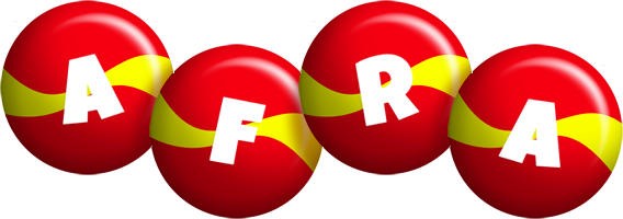 Afra spain logo