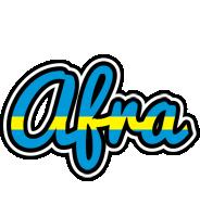 Afra sweden logo