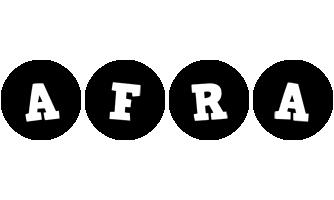 Afra tools logo