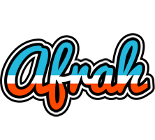 Afrah america logo