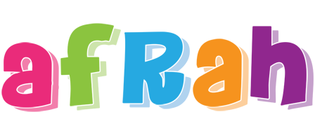 Afrah friday logo