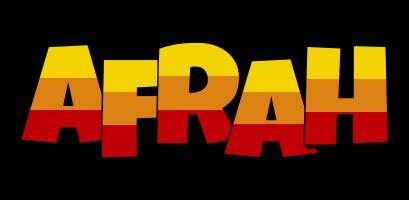 Afrah jungle logo