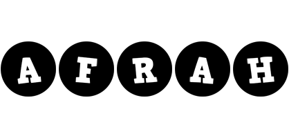 Afrah tools logo