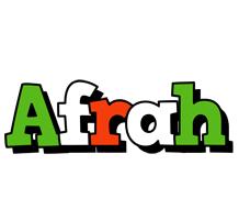 Afrah venezia logo