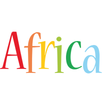 Africa birthday logo