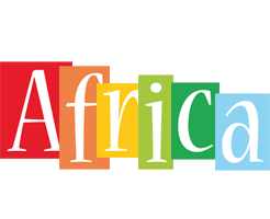 Africa colors logo
