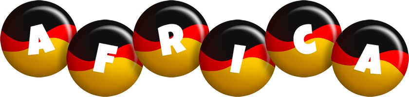 Africa german logo