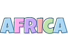 Africa pastel logo