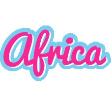 Africa popstar logo