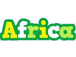 Africa soccer logo