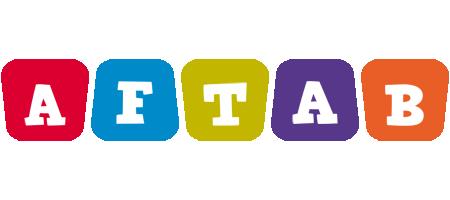 Aftab kiddo logo