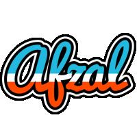 Afzal america logo