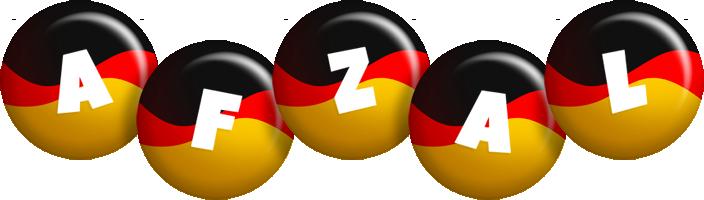 Afzal german logo