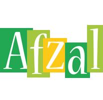 Afzal lemonade logo