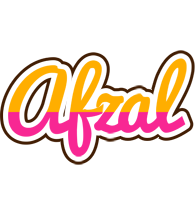 Afzal smoothie logo