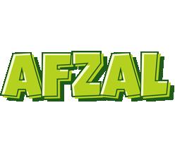 Afzal summer logo