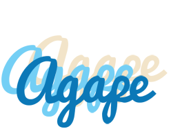 Agape breeze logo