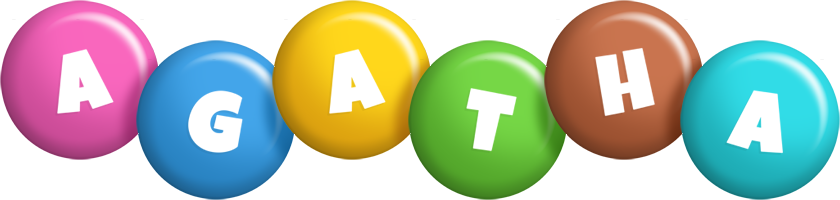 Agatha candy logo