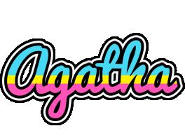 Agatha circus logo