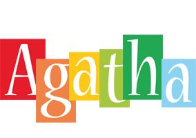 Agatha colors logo