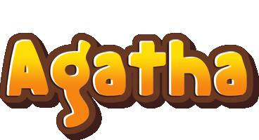 Agatha cookies logo