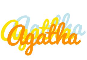 Agatha energy logo