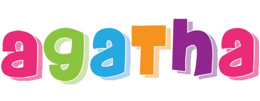 Agatha friday logo