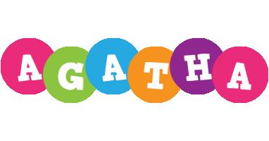 Agatha friends logo