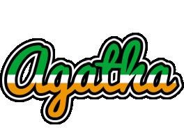 Agatha ireland logo