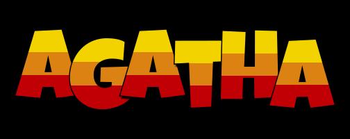 Agatha jungle logo