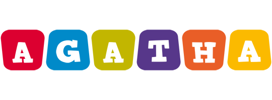 Agatha kiddo logo