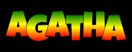 Agatha mango logo
