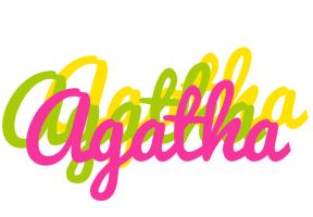 Agatha sweets logo