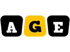 Age boots logo
