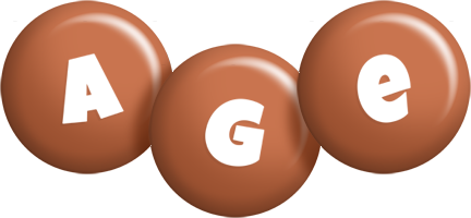 Age candy-brown logo