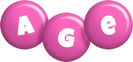 Age candy-pink logo