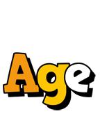 Age cartoon logo