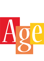 Age colors logo