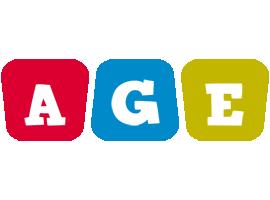 Age daycare logo