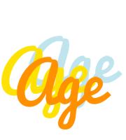 Age energy logo