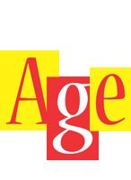 Age errors logo