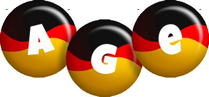 Age german logo
