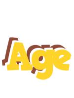 Age hotcup logo