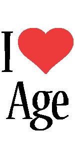 Age i-love logo