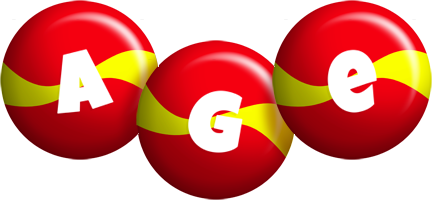 Age spain logo