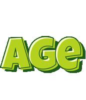 Age summer logo
