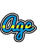 Age sweden logo