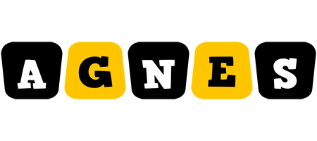 Agnes boots logo