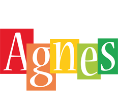 Agnes colors logo