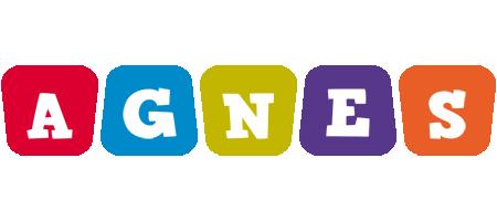 Agnes daycare logo